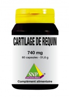 Cartilage de Requin  740 mg