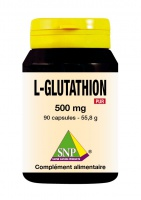 L-Glutathion Pur 500 mg