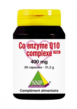 Co enzyme Q10 complexe Pur