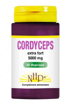 Cordyceps extra fort 5000 mg Vegicaps