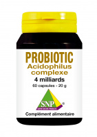 Probiotic: 11 cultures - 4 milliards de cellules