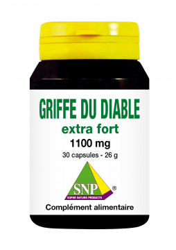Griffe du diable extra fort 1100 mg