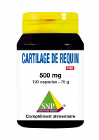 Cartilage de Requin 500 mg pur 120 capsules