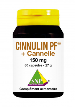 Cinnulin PF® + Cannelle