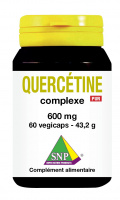 Quercétine complexe 600 mg Pur