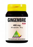 Gingembre 400 mg Pur