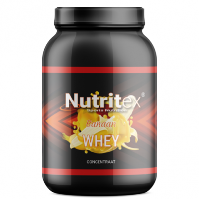 Whey Proteïne Banaan 750 g