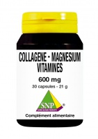 Collagène Magnésium Vitamines