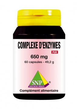 Complexe d 'Enzymes Pur