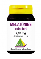 Mélatonine extra fort