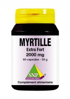 Myrtille extra fort 2000 mg