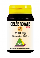 Gelée Royale 2000 mg Pur
