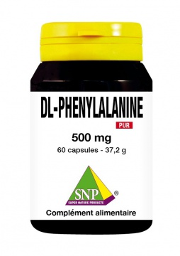 DL-Phenylalanine 500 mg Pur