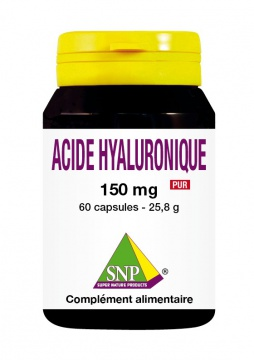 Acide Hyaluronique 150 mg Pur