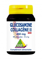 Glucosamine + Collagène II Pur