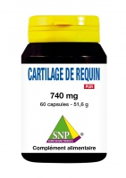 Cartilage de Requin  740 mg  Pur