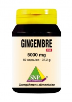 Gingembre 5000 mg Pur
