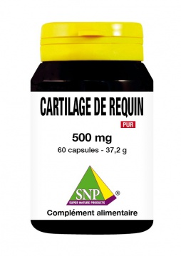 Cartilage de Requin Pur
