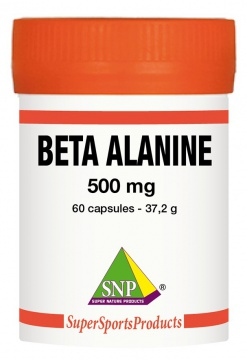 Beta Alanine 650 mg Pur